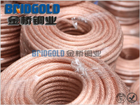 Insulated Flexible Copper Stranded Wires