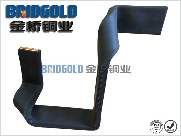 Factory Customization BRIDGOLD Flexible Insulation Copper Busbar 1
