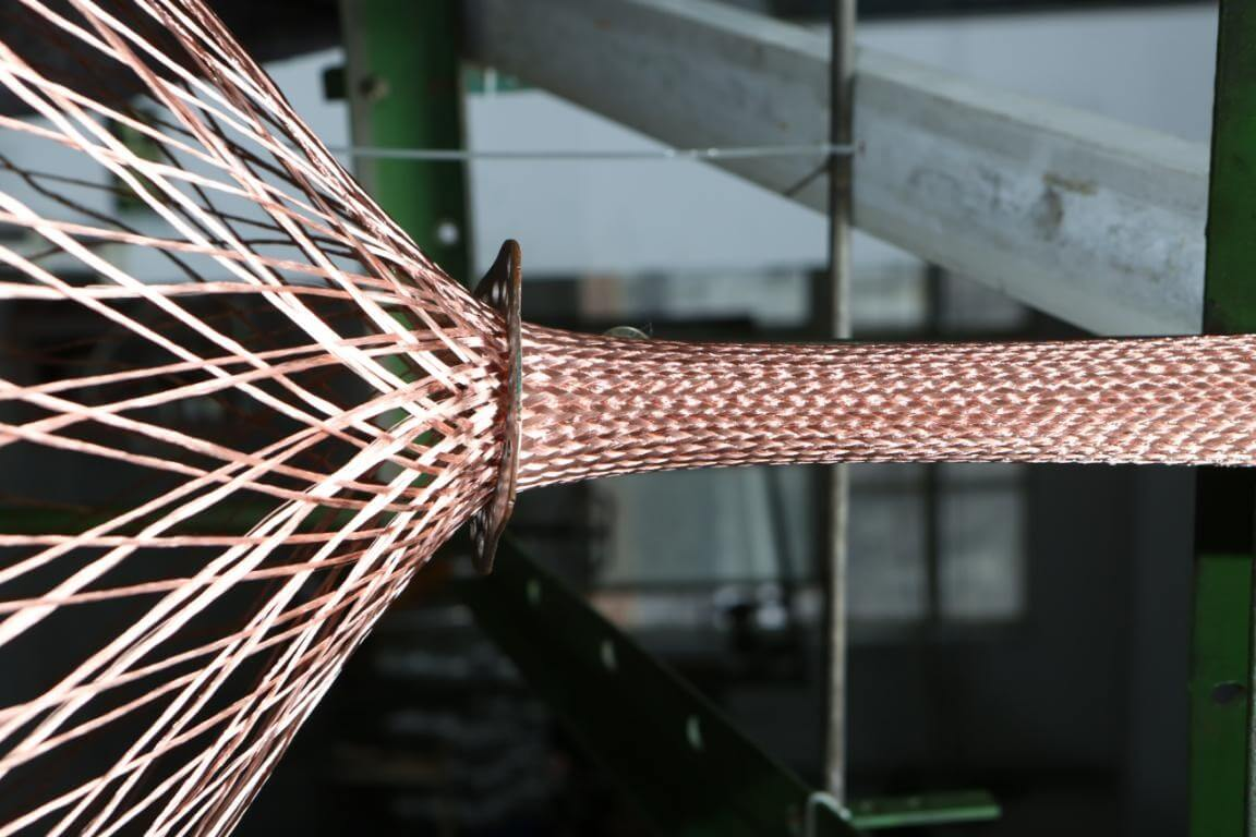 Brief Introduction of Tinned Copper Round Braid 10mm2 2