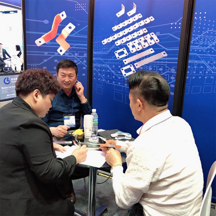 4-Focus on Korea Inter Battery Show to See BRIDGOLD Intelligent Transformation